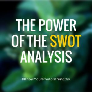 The power of the swot analysis