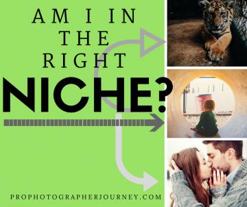 Am I In The Right Niche?