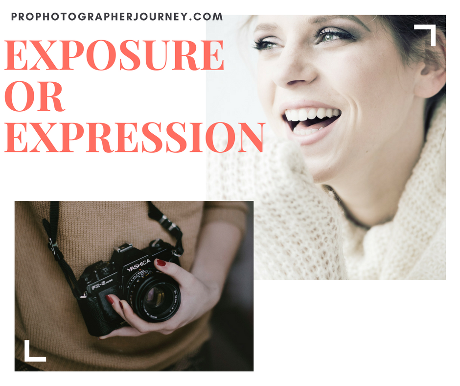 Exposure or Expression