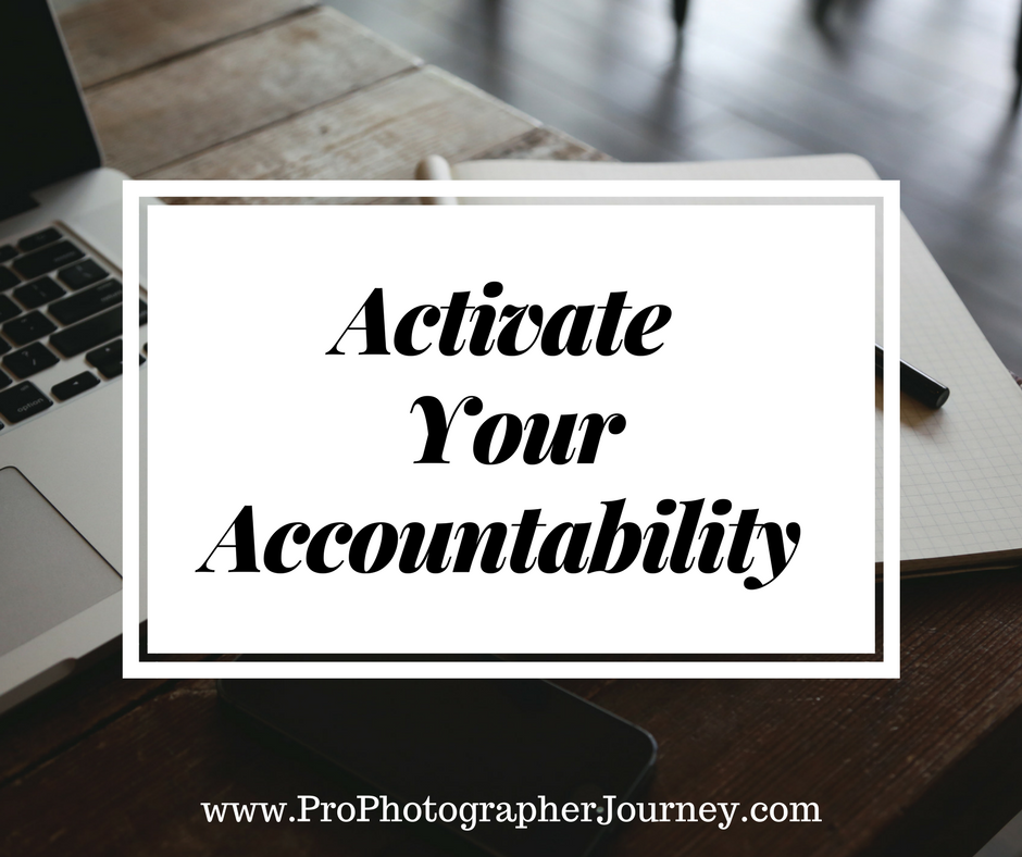 Activate Your Accountability