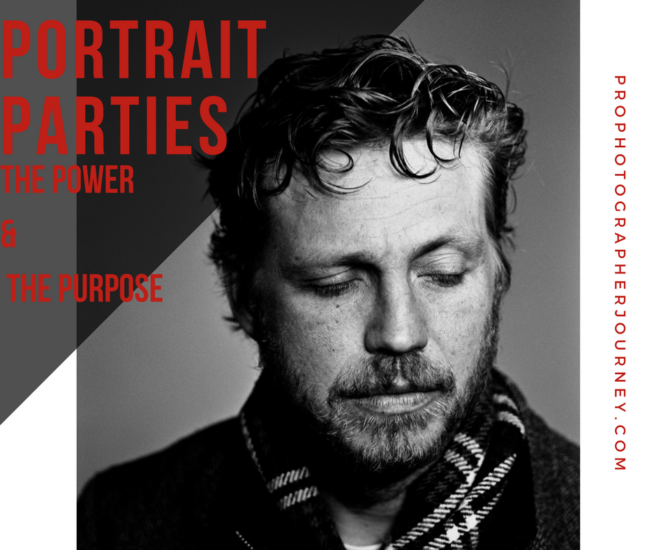 Portrait Parties: The Power and the Purpose