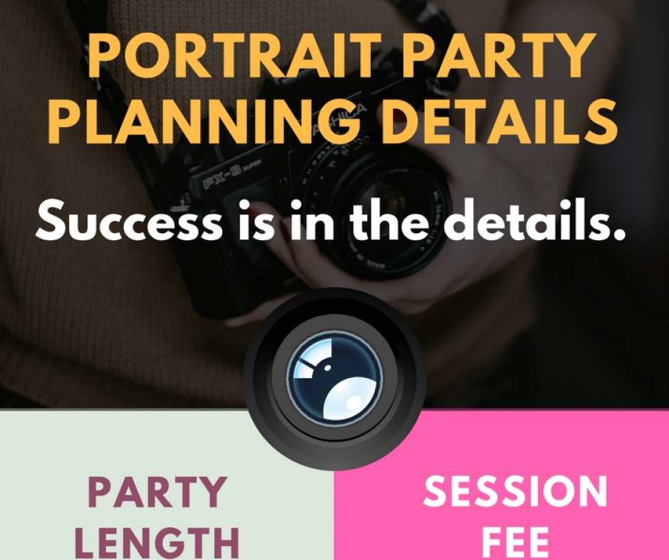 135: Your Strategic Portrait Party Questions Answered