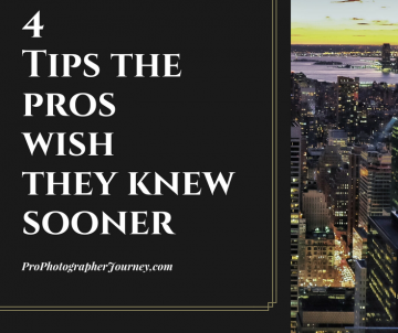 4 Tips the Pros Wish They Knew Sooner