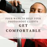clients get comfortable