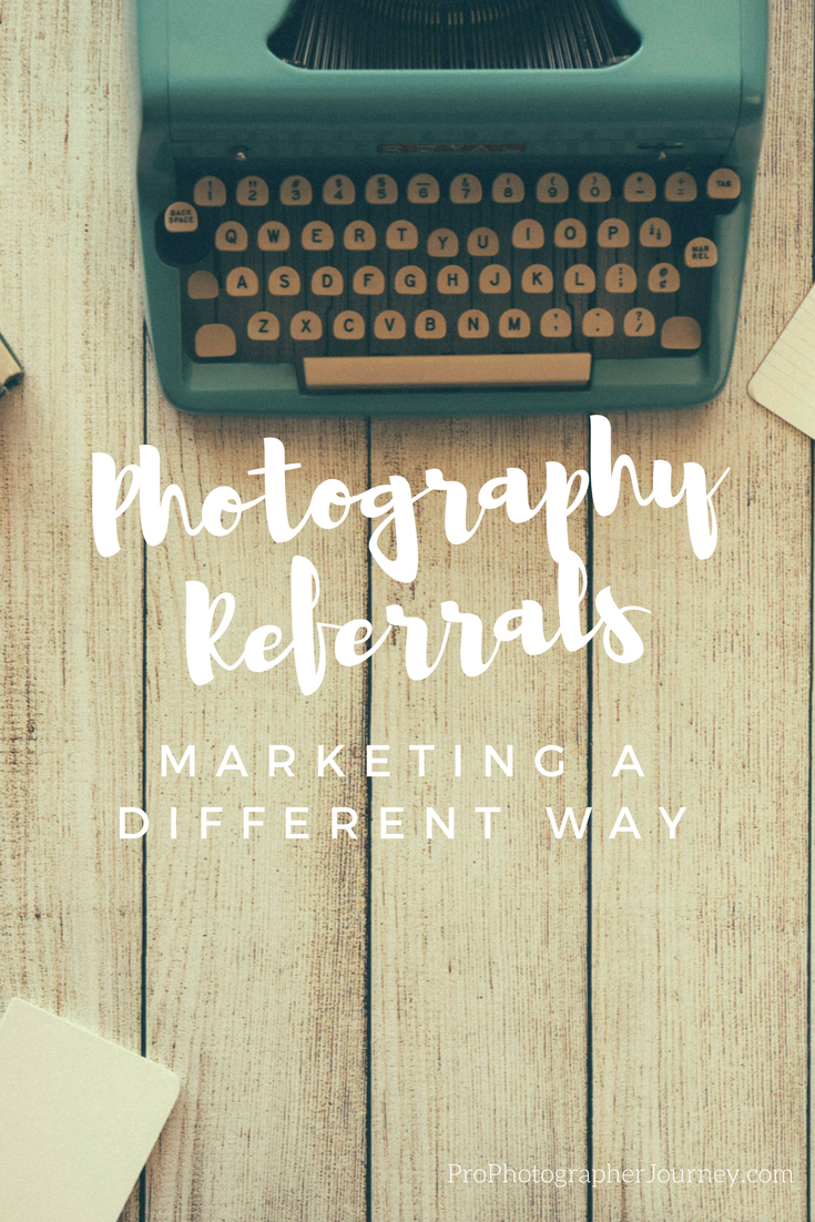 photography referrals