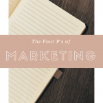 four p's of marketing